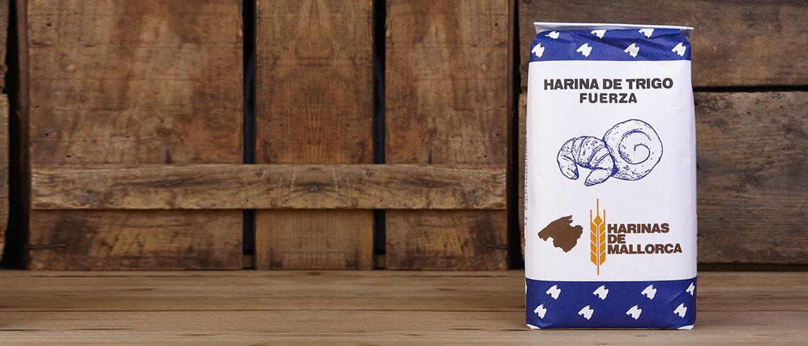 Harinas de Mallorca - Harina de fuerza