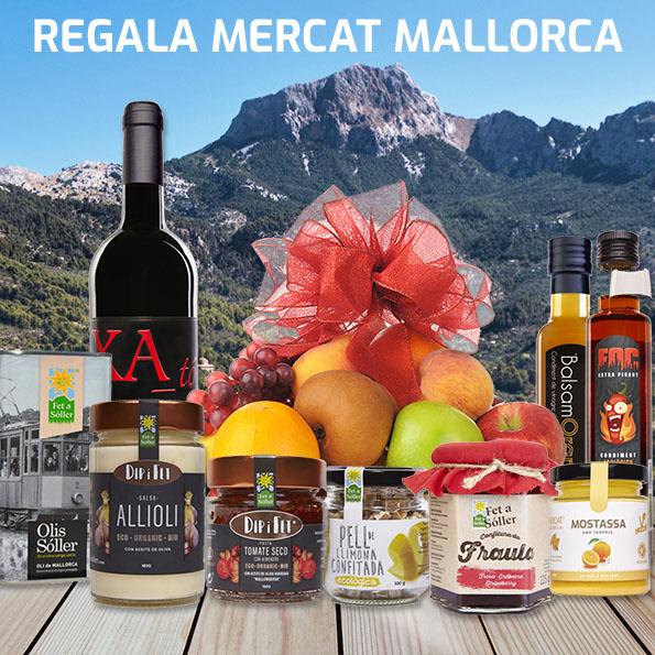 Regala un vale de Mercat Mallorca