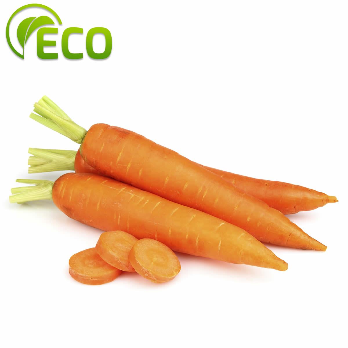 Zanahorias ECO 1kg