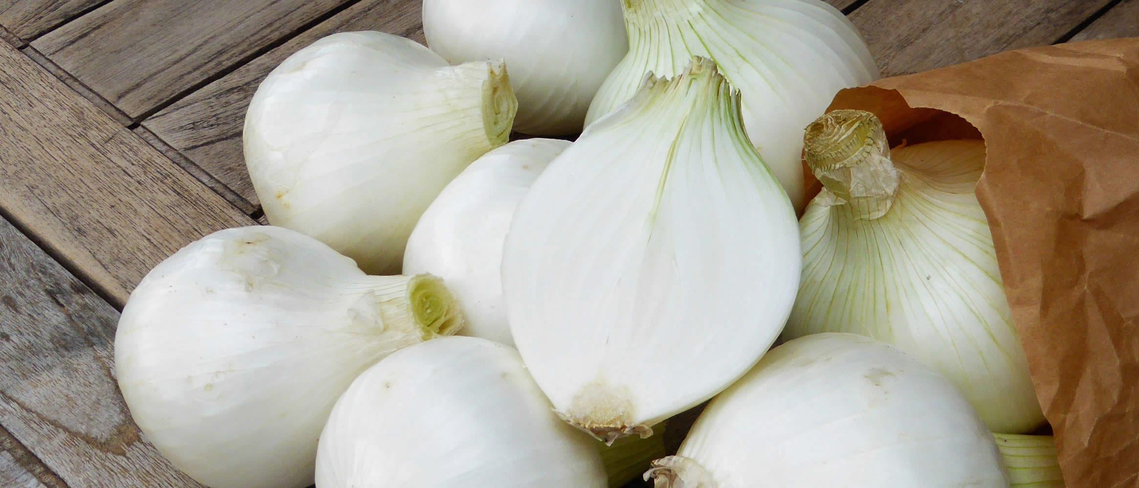 Cebolla blanca 1kg