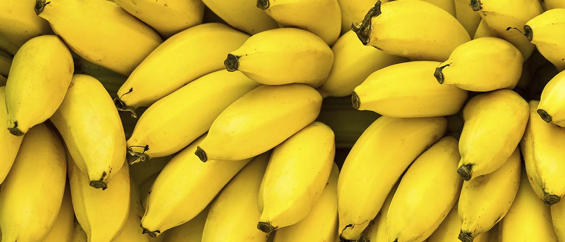 Kanaren Bananen 1kg