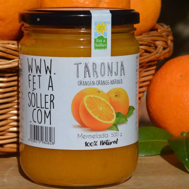Mermelada de Naranja Fet a Sóller 500g