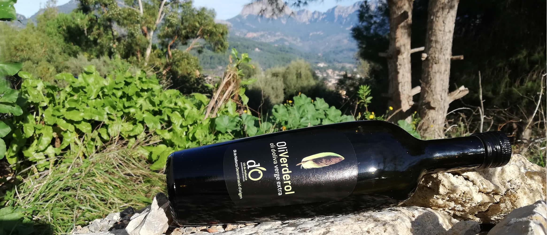 Oli Verderol Bio Olivenöl Virgen Extra D.O.