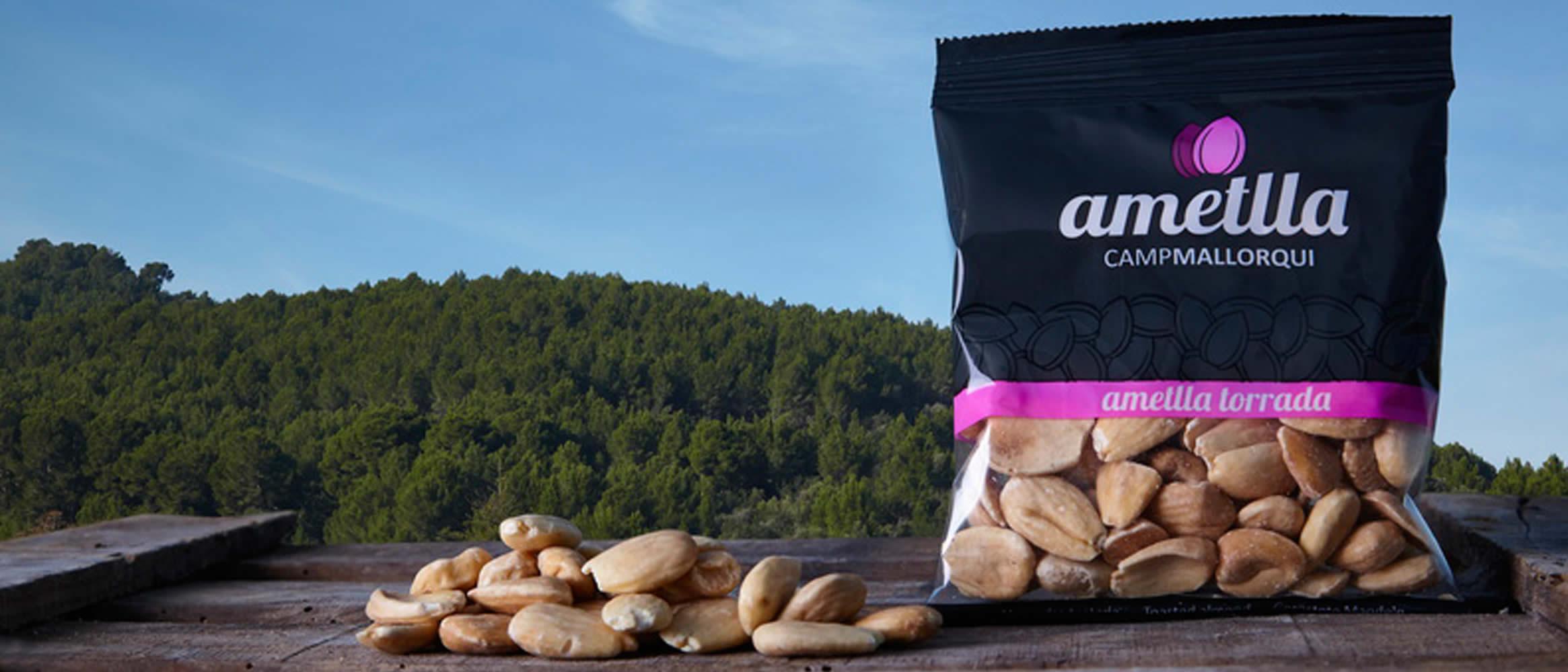 Camp Mallorquí Mandeln süße geröstet 100g