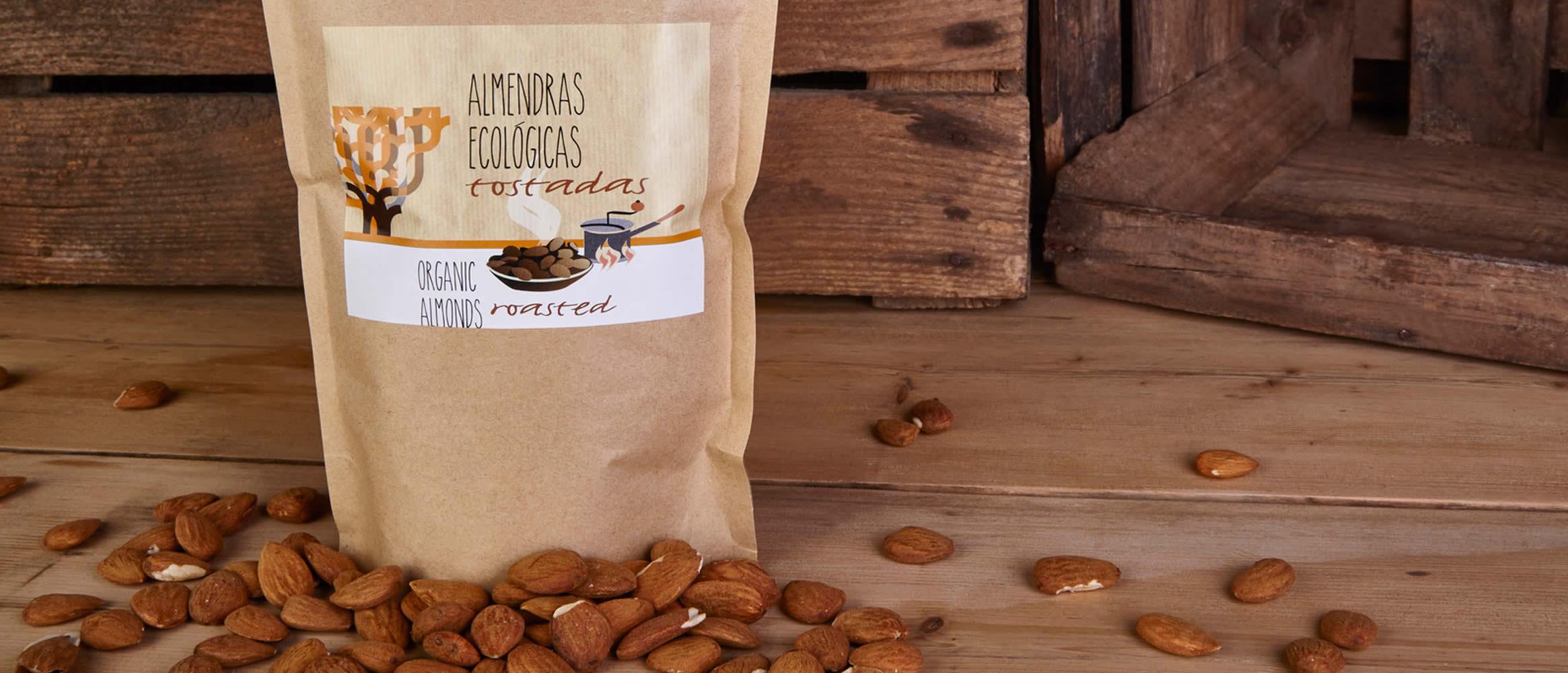 Mallorcafruits Bio Mandeln geröstet 400g