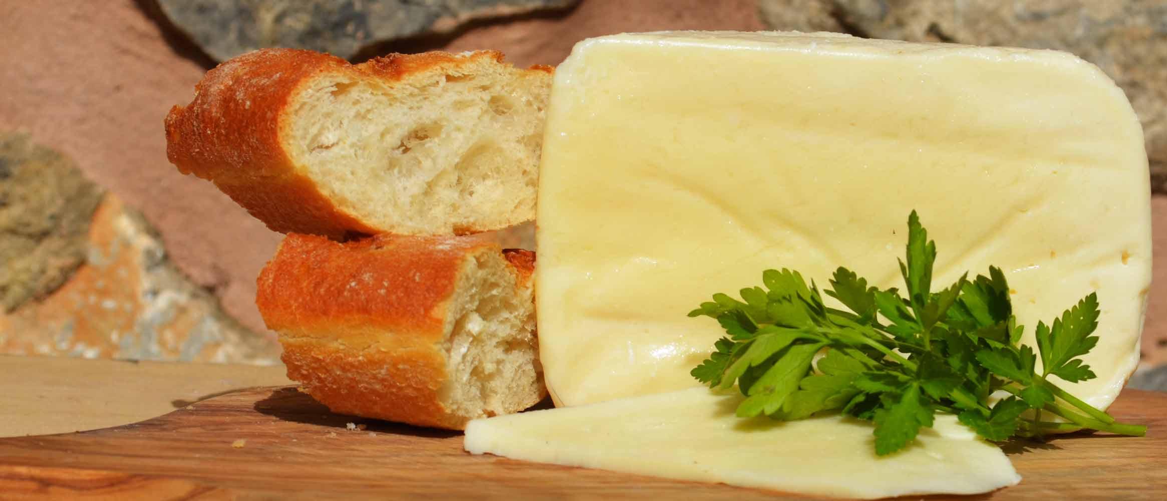 Illa de Vent queso tierno de leche de vaca entera